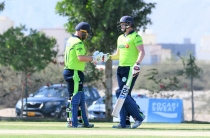 Stirling, O'Brien break records but Scotland chase down target to defeat Ireland in latest T20I