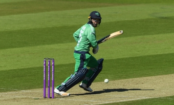 England claim victory in first ODI v Ireland despite Campher's debut all-round show