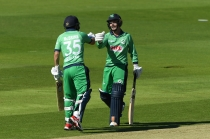 Ireland selects 14-player squad for second ODI against England