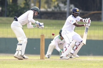Sri Lanka A complete win, but Tector looking to take the positives into next game