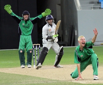 Ireland opt for experience ahead of crucial UAE tour