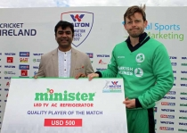 Ireland well beaten by Bangladesh