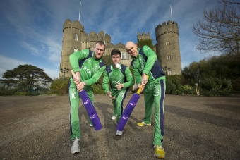 Ireland's Cricketers Launch Fortress Malahide ahead of RSA Challenge versus England