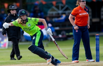 Ireland Women continue unbeaten run with win over Netherlands to progress to semi-finals
