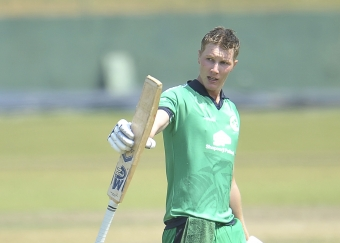 Harry Tector century, but Ireland Wolves beaten by rampant Sri Lanka A