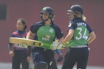Garth and Delany Take Ireland to the Brink of the Super Sixes