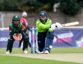 Ireland Women fall to Bangladesh in semi-final | Cricket Ireland
