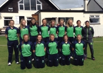 Women's under 17's complete clean sweep