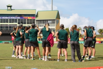 """The squad are in a very good headspace"", the role of sports psychology at the WT20"