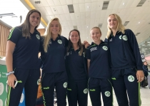 Ireland Women depart for T20 World Cup Qualifier