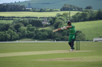 Getkate century leads Ireland Wolves to victory against Scotland A
