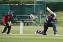 All-rounders Adair and Getkate star in Knights win over Reds