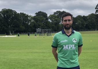 Cricket Ireland announce ITW as new Ireland Men's shirt sponsorship rights holder