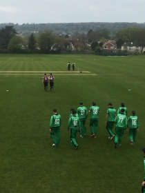 Ireland Wolves Start England Tour With Win
