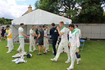 Hostile Chase bowls Ireland Wolves to victory over Scotland A