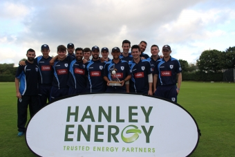 Leinster Lightning Claim Hanley Energy IP20 Trophy