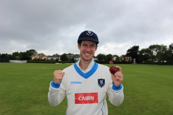 Dockrell Spins Lightning to Innings Win Over Knights In Hanley Energy IPC