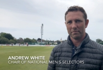 White impressed by emerging talent at T20 Festival ahead of international fixtures