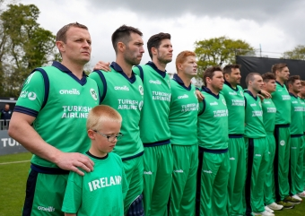 Ireland Men's and Ireland Wolves squads announced for Zimbabwe series