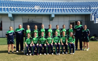 Ireland Women lose warm-up match to Sri Lanka