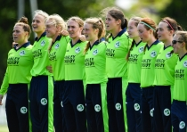 Delany on road to recovery, Ireland Women squad announced for Zimbabwe series