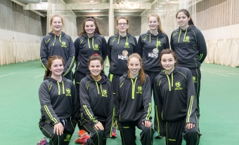 Cricket Ireland Name U19 and U15 Girls Training Squads