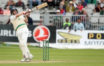 Special century by Kevin O'Brien leads Ireland fightback