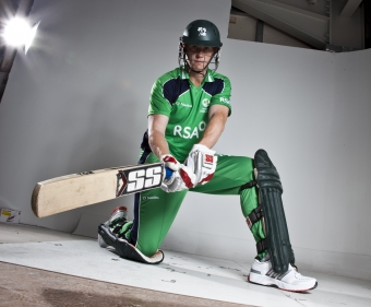 O'Brien relishing Pakistan challenge