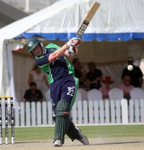 Kevin O'Brien Signs T20 deal with Somerset