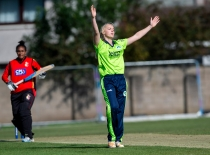 Ireland Women finish third in T20 World Cup Qualifier after comprehensive victory over PNG