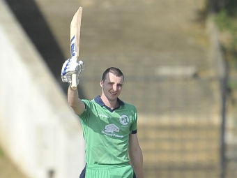 Lorcan Tucker century, but Ireland Wolves fall just short in first ODI against Sri Lanka A