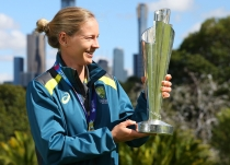 Australian captain Lanning shares her experience with Ireland Women's squad during lockdown