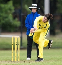 Paving the way in Women's Cricket