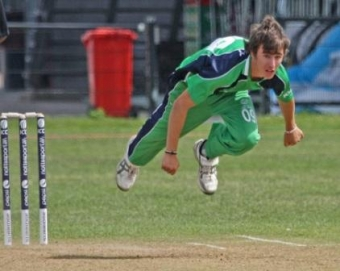 McKinley leads Ireland Under 19's to comfortable win
