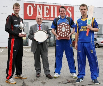 O'Neills Ulster Cup & Plate Quarter-Final results & Semi-Final draw