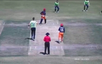 Stirling leads from the front, but Ireland not Goud enough to defeat by Oman XI