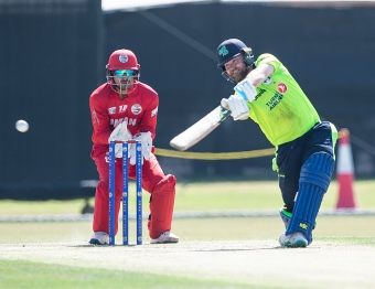 Stirling fires Ireland to T20 International win over Oman