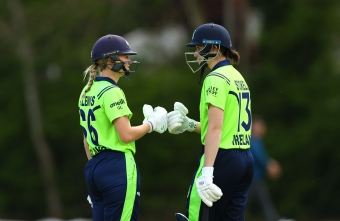 Ireland Women v Netherlands Women – T20I Series (menonton, menghadiri, mengikuti)