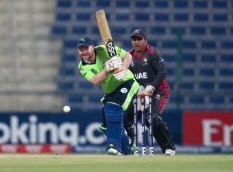 Ireland beaten by hosts despite Stirling's sterling innings at World Cup Qualifier