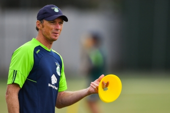 Interview: Wolves Head Coach Pete Johnston talks about touring life and future of Irish cricket