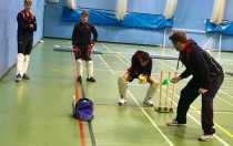 Gary Wilson gives wicketkeeping masterclass in NCU