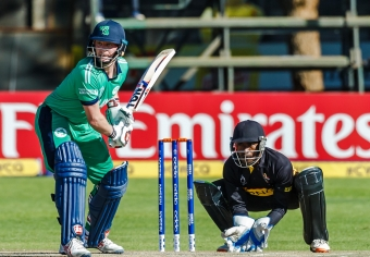 Porterfield century leads Ireland to victory over Papua New Guinea