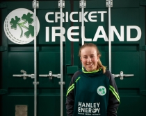 Meet Ireland's leg-spinning wizard Celeste Raack who has set her sights for a big season