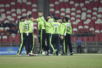 Ireland Men's squad announced for Afghanistan series
