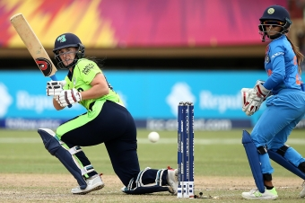 India run chase too much for Ireland at WT20