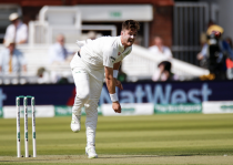 Adair earns central contract with Cricket Ireland