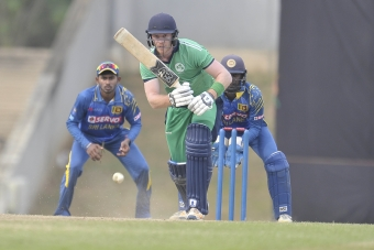 Ireland Wolves show resolve, but Sri Lanka A dominate the second match of the series
