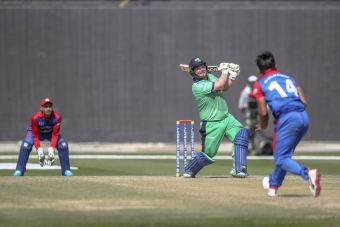 Record-breaking Stirling's splendid century can't stop Afghanistan sealing ODI series