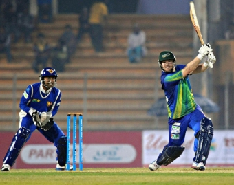 Stirling flying high in Bangladesh
