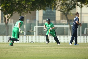 Ireland Clinch Tri-Series With Victory Over Scotland
